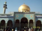 Shrine of Bibi Zainab (s.a)