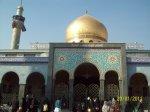 Shrine of Bibi Zainab (s.a)